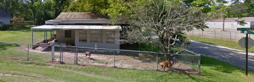 416 W. Cypress St. in Fitzgerald, GA 31750, Hobbs family home and home to the Hobbs family businesses for more than 7 decades.