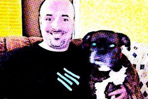 Jason Hobbs and VP of Happiness, Lizzie Hobbs
